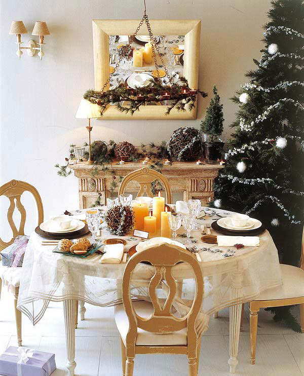 Christmas Table Decoration Ideas 47