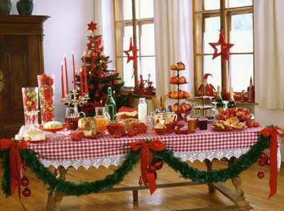 Christmas Table Decoration Ideas 48