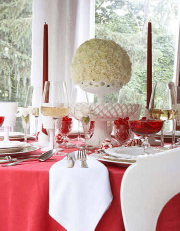 Christmas Table Decoration Ideas 84
