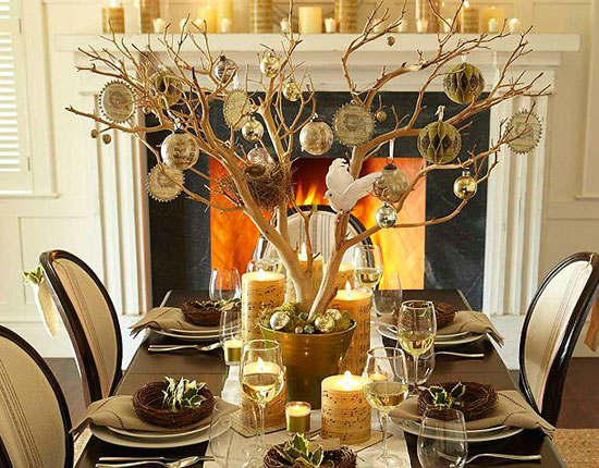 Christmas Table Decoration Ideas 88
