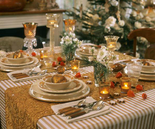 Christmas Table Decoration Ideas 9