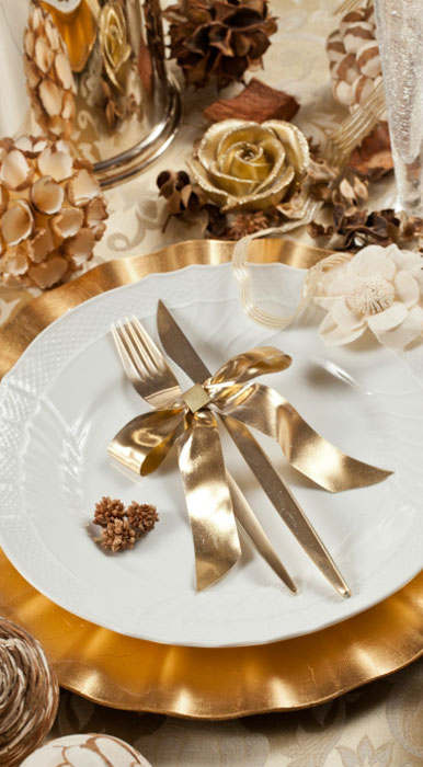 Christmas Table Decoration Ideas 91