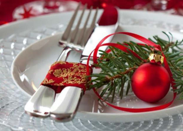 Christmas Table Decoration Ideas 92