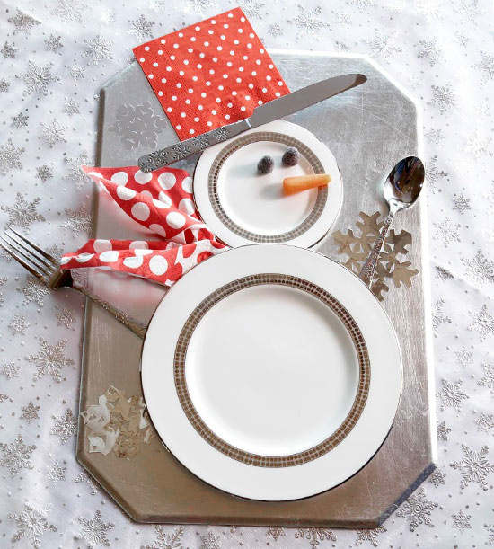 Christmas Table Decoration Ideas 93