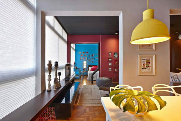 contemporary interior design by by Gislene Lopes 14