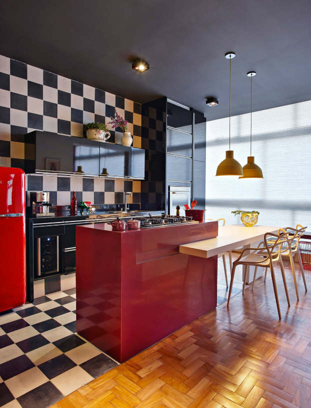 contemporary interior design by by Gislene Lopes 8