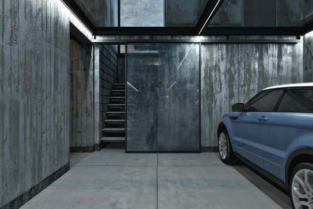 Cool Dramatic Interiors 15