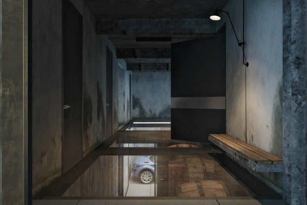 Cool Dramatic Interiors 16