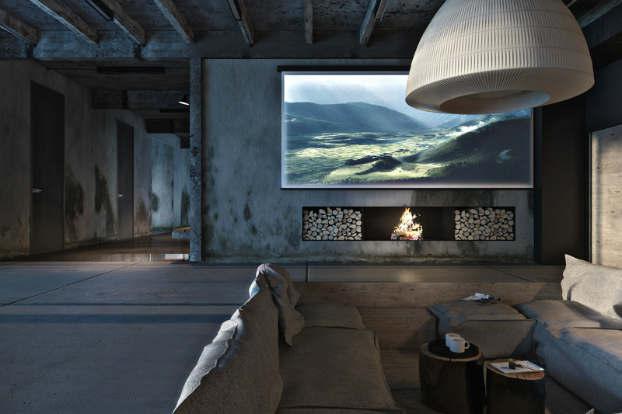 Cool Dramatic Interiors 2
