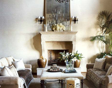 Fireplace Decorating Ideas 1