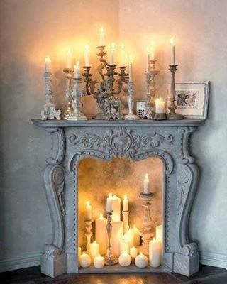 Fireplace Decorating Ideas 10