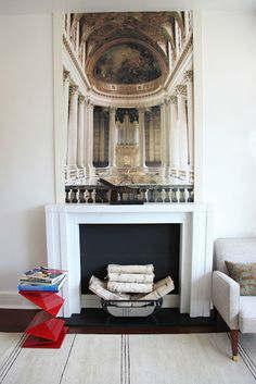 Fireplace Decorating Ideas 17
