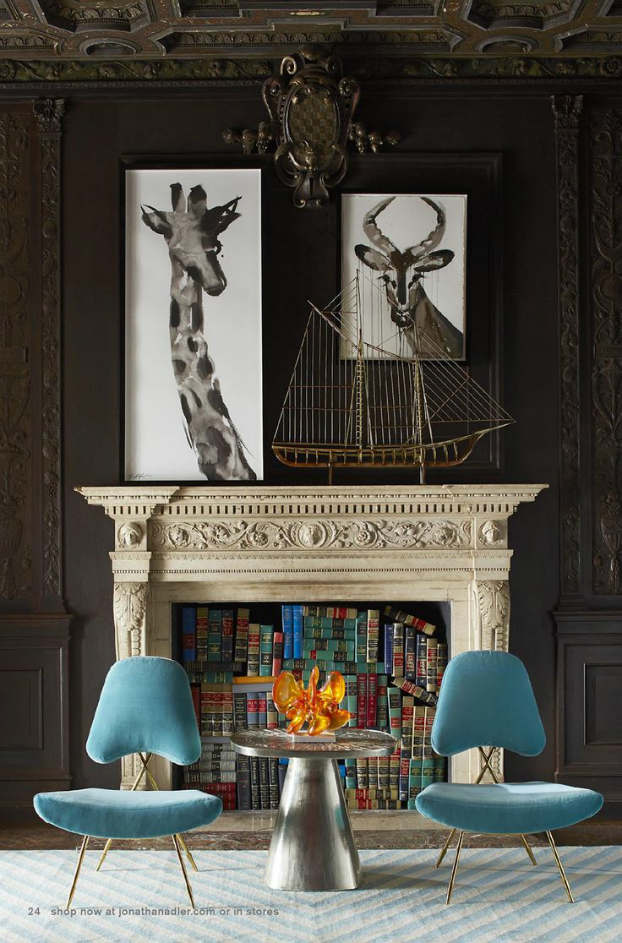 40 fireplace decorating ideas decoholic - Decorating ideas for fireplace walls ...