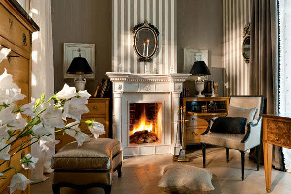 Fireplace Decorating Ideas 23