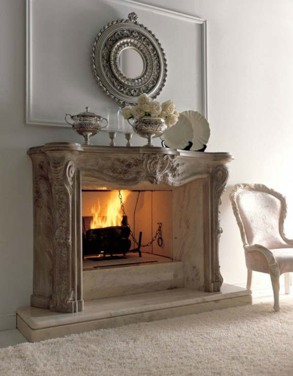 Fireplace Decorating Ideas 26