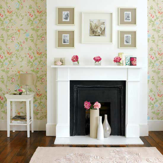Fireplace Decorating Ideas 28
