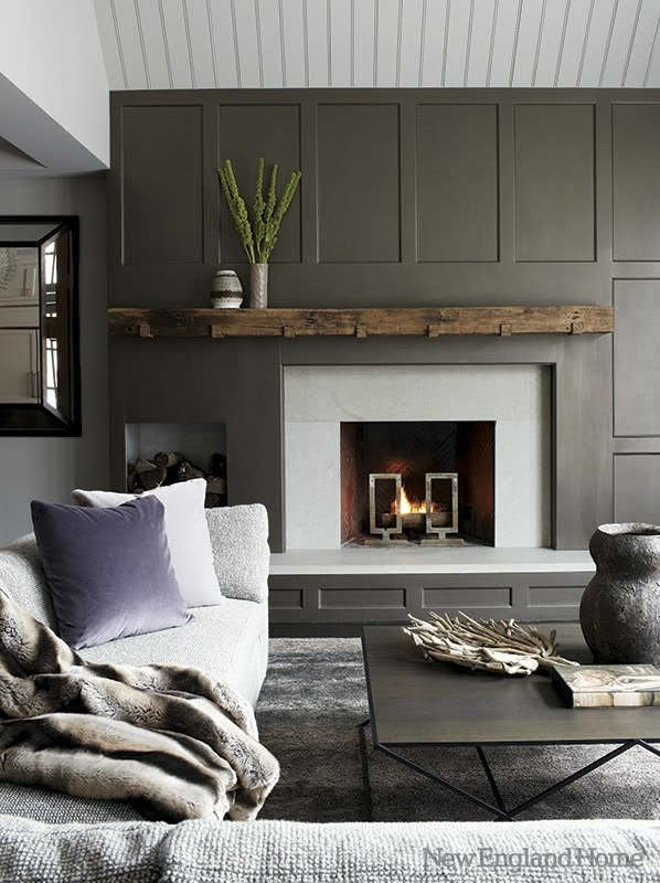 Fireplace Decorating Ideas 3