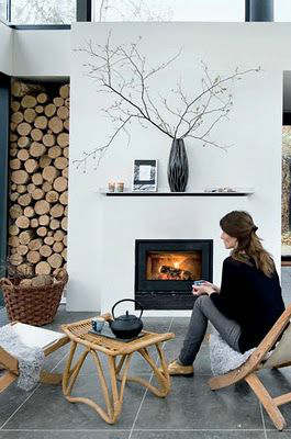 Fireplace Decorating Ideas 38