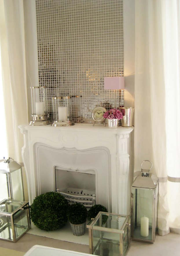 Fireplace Decorating Ideas 39