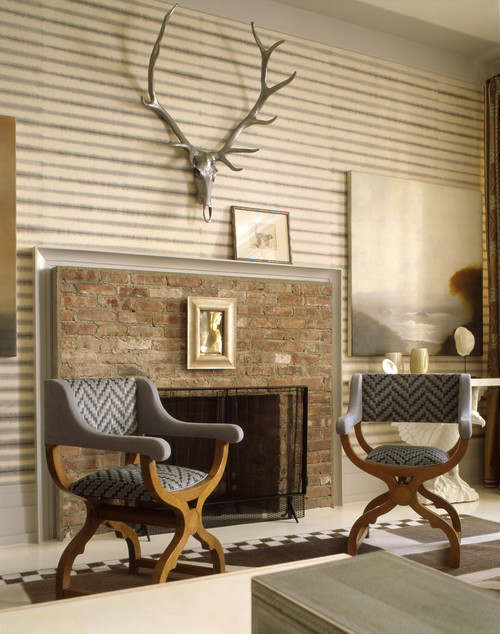 Fireplace Decorating Ideas 40