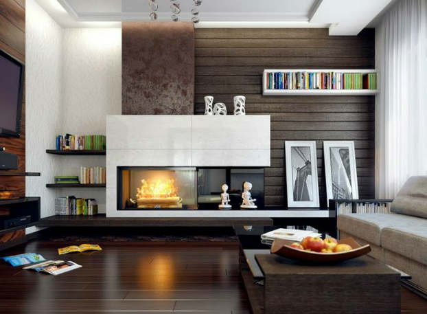 Fireplace Decorating Ideas 9