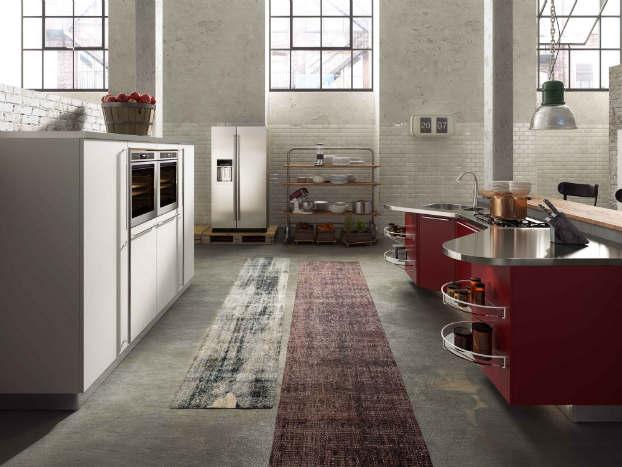 Skyline 2.0 New Kitchen Design by Snaidero bourgogne
