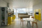Skyline 2.0 New Kitchen Design by Snaidero yellow 3