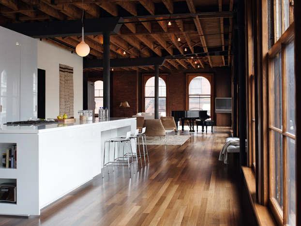 Kashpet contemporary loft interior design 2
