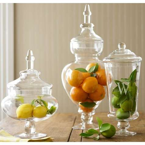 Gorgeous apothecary jars 5