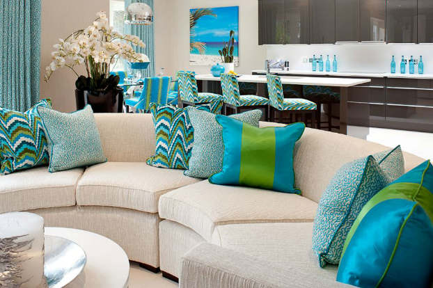 Interior Design With An Unmistakable Touch of Glamour 13