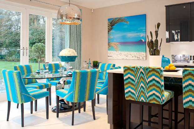 Interior Design With An Unmistakable Touch of Glamour 14