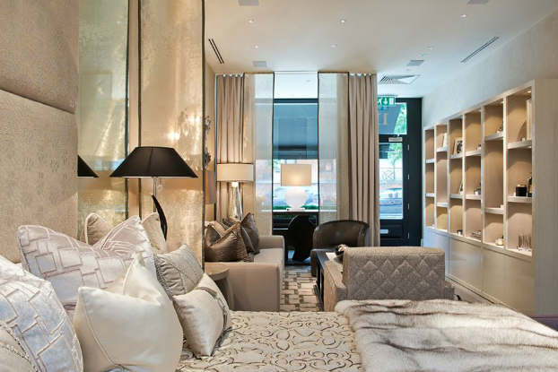 Glam Interior Design interior design with an unmistakable touch of glamour (33 pics