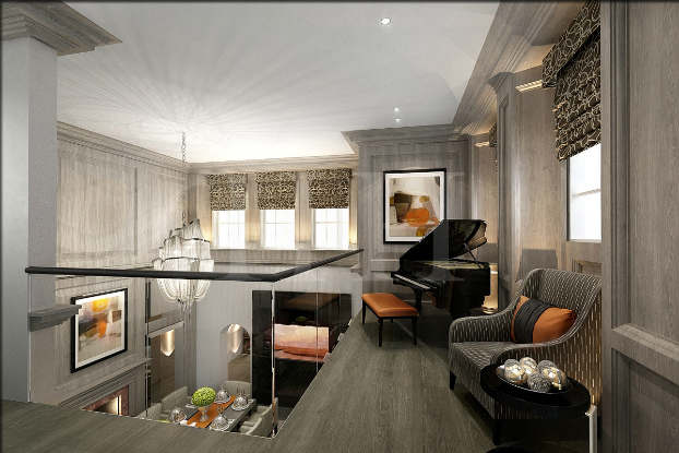 Interior Design With An Unmistakable Touch of Glamour 2