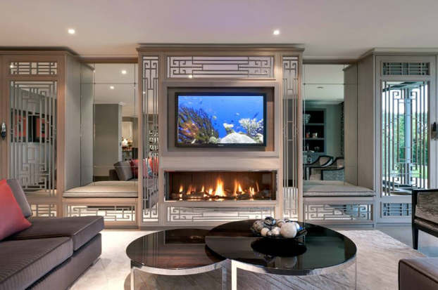 Interior Design With An Unmistakable Touch of Glamour 23