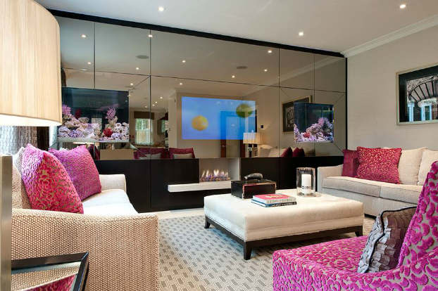 Interior Design With An Unmistakable Touch of Glamour 26