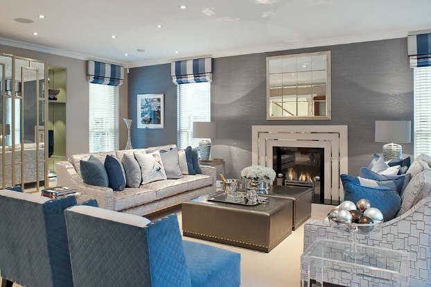 Interior Design With An Unmistakable Touch of Glamour 29