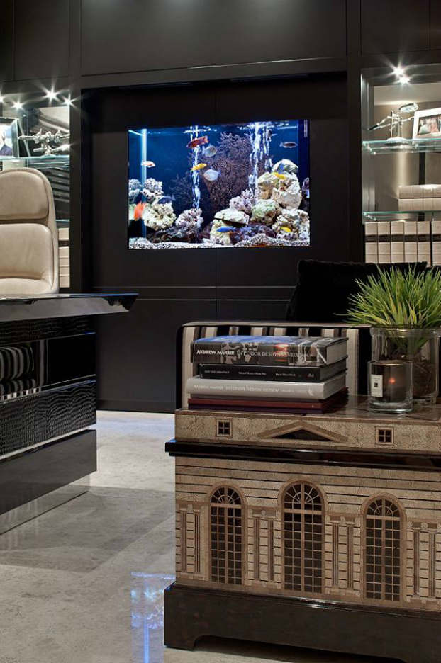Interior Design With An Unmistakable Touch of Glamour 5