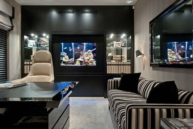Interior Design With An Unmistakable Touch of Glamour 6