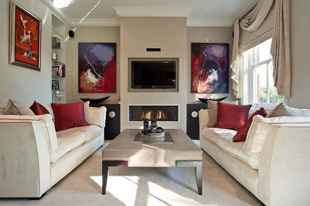 Interior Design With An Unmistakable Touch of Glamour 7