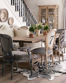 Mix And Match Furniture Dining Room Ideas 10