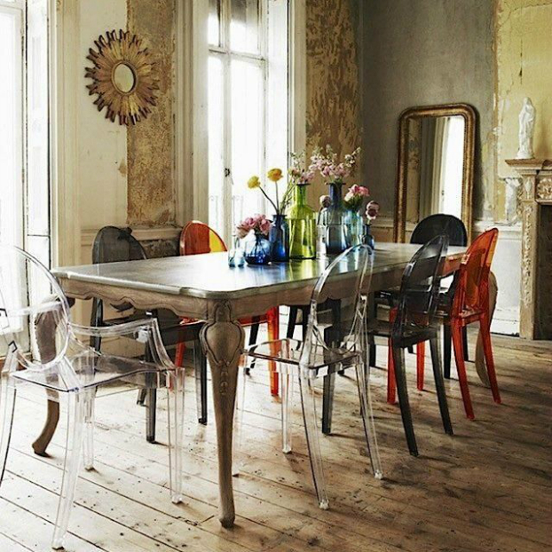 Mix And Match Furniture Dining Room Ideas 30