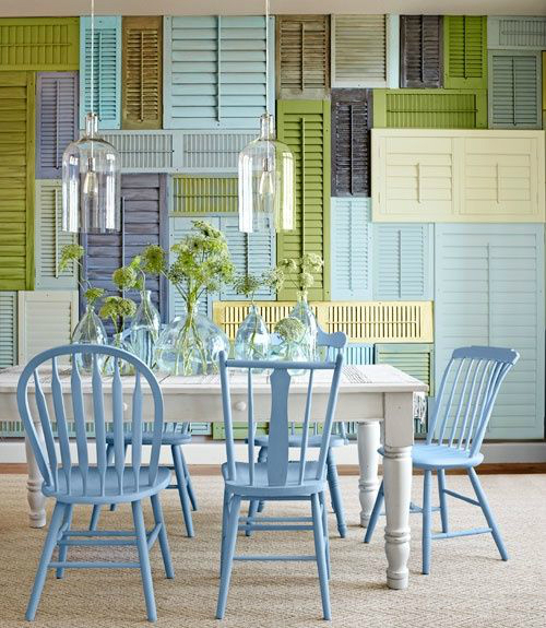 Mix Match Kitchen Chairs: Mix And Match Furniture: 40 Dining Room Ideas