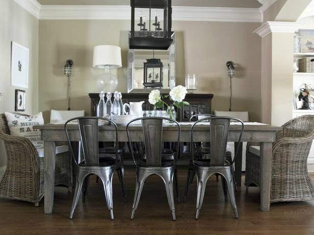 Mix And Match Furniture Dining Room Ideas