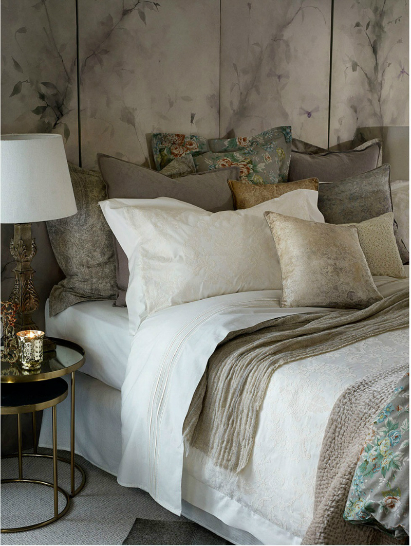 New zara home collection autumn winter 2014 2015 decoholic - Parure de lit zara home ...