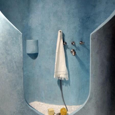Tadelakt Bathroom Design Ideas 9
