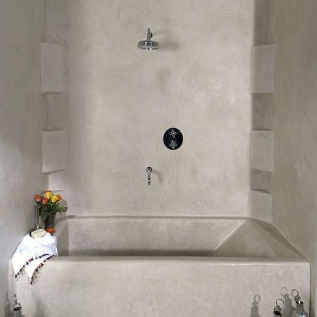 Tadelakt Bathroom Design Ideas 11