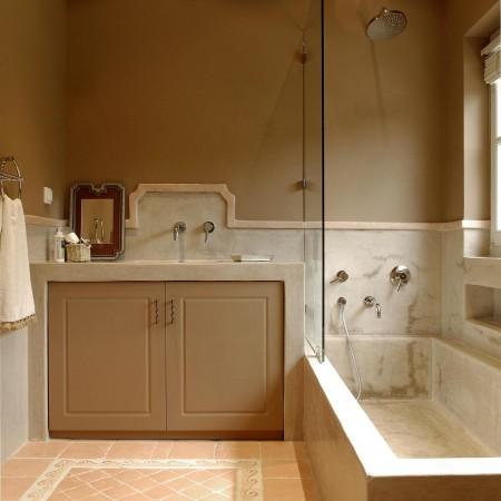 Tadelakt Bathroom Design Ideas 12