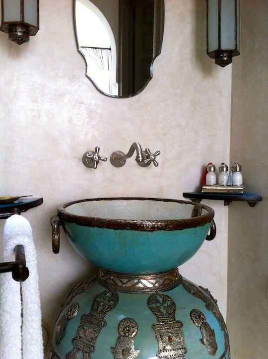 Tadelakt Bathroom Design Ideas 17