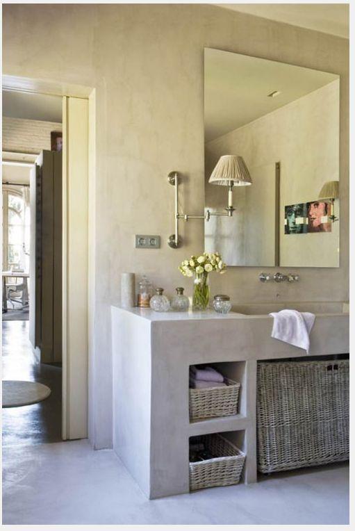 Tadelakt Bathroom Design Ideas 23