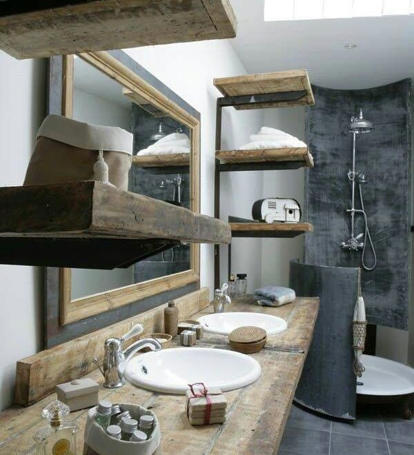 Tadelakt Bathroom Design Ideas 27